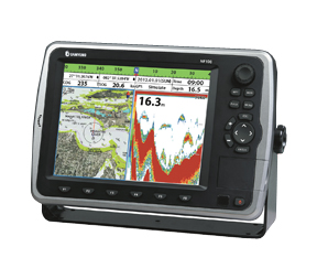 "3d gps plotter+fish finder(8"") - samyung n80/nf80 -, Fish Finder"