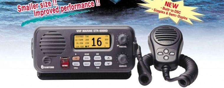 DSC/VHF RADIO TELEPHONE – SAMYUNG STR-6000D
