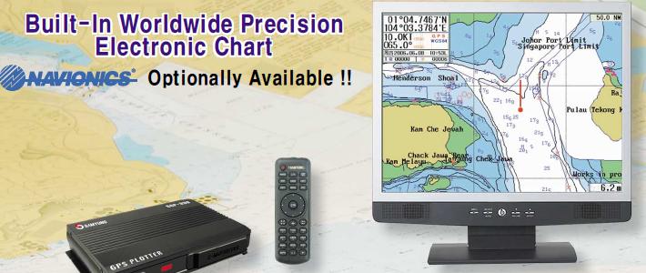 P.P.U (GPS Plotter Processing Unit) – SAMYUNG SGP-330