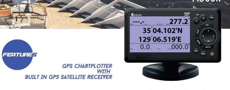GPS NAVIGATOR – SAMYUNG N500R
