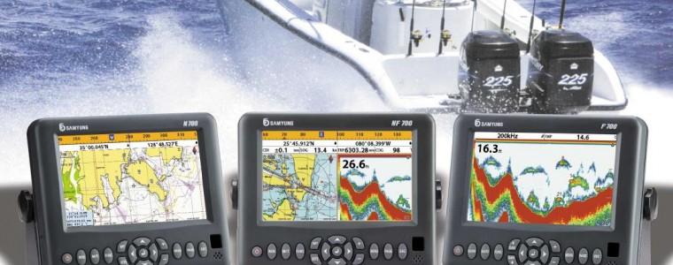 GPS PLOTTER+FISH FINDER(Wide 7″) – SAMYUNG N700/NF700