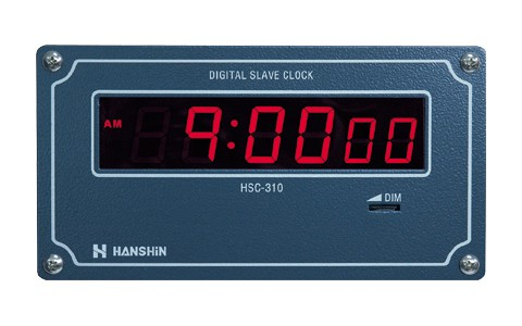 Digital Salve Clock  – HANSHIN HSC-310