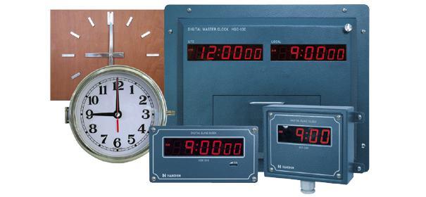 Digital Marine Clock – HANSHIN HGC-100