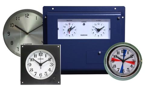 Marine Clock – HANSHIN HSC-MQ1