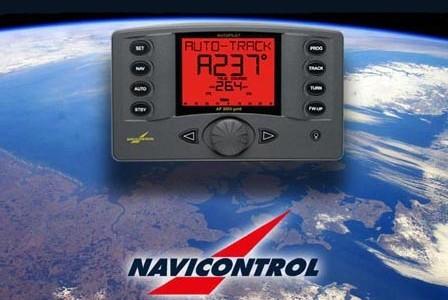 Autopilot – NAVICONTROL AP 3003 gold