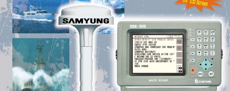 NAVTEX RECEIVER – SAMYUNG SNX-300