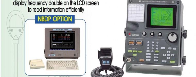 150/250W MF/HF DSC, NBDP RADIO TRANCEIVER – SAMYUNG SRG 1150DN/1250DN/2150DN/2250DN