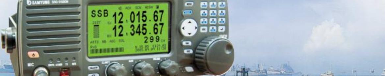150W MF/HF DSC, NBDP RADIO TRANCEIVER