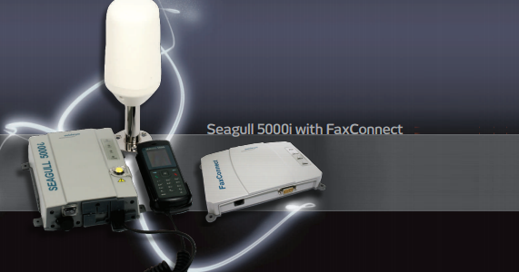 Voice, data and fax terminal – THURAYA Seagull 5000i