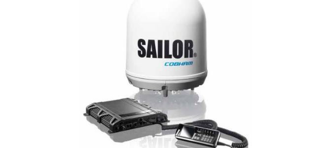 Fleet Broad Band – SAILOR® FBB250