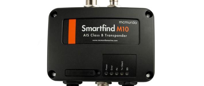 AIS Class B Transponder – MC MURDO SMARTFIND M10/M10W