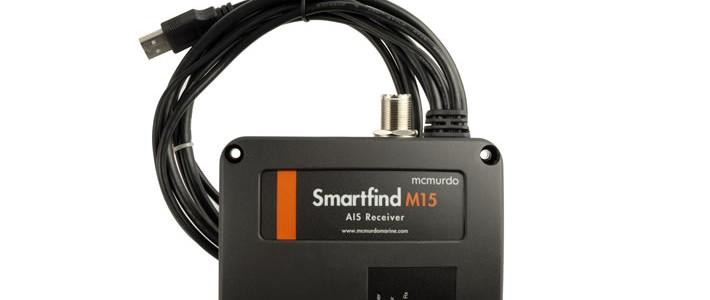 AIS Receiver – MC MURDO SMARTFIND M15/M15S