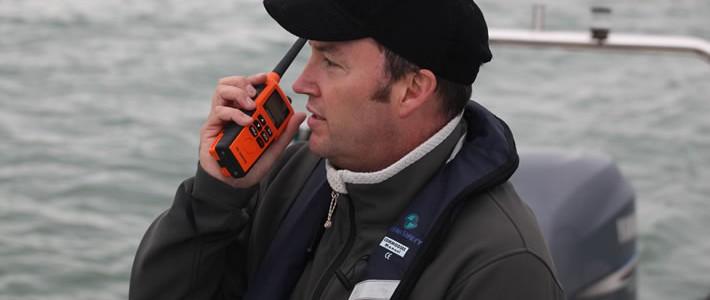 R5 GMDSS VHF HANDHELD RADIO – MUMURDO