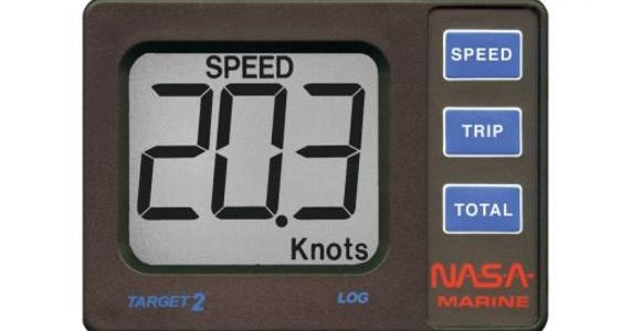 Target Speed & Distance Log Instrument – NASA