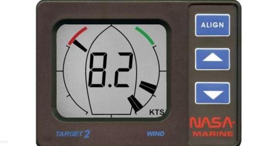 Target Wind Speed & Direction – NASA